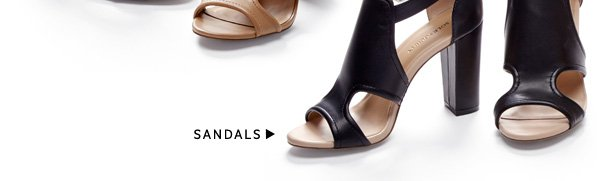 The Covered Sandal. Shop Sandals