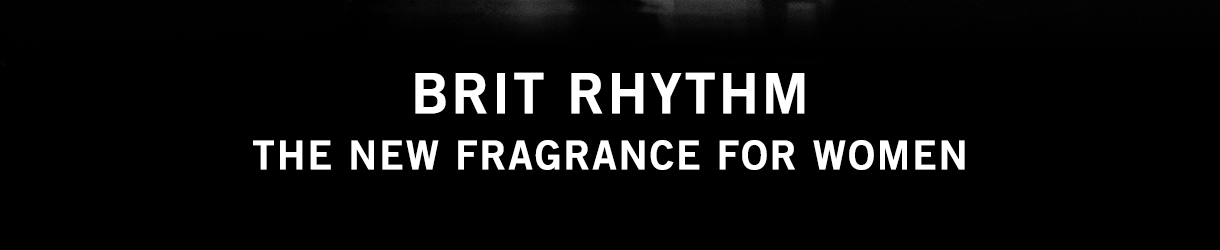 BRIT RHYTHM THE NEW FRAGRANCE FOR WOMEN