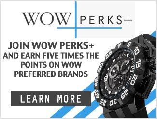 WOW Perks+