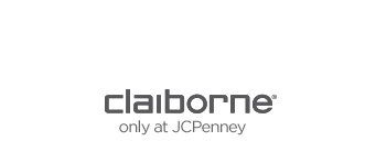 claiborne only at JCPenney