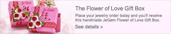 The Flower of Love Gift Box