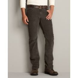 Straight Fit Field Cord Five Pocket Pants