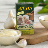 Alioli Garlic Sauce