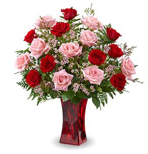 Shades of Pink and Red™ Same-Day Local Florist Delivery Shop Now