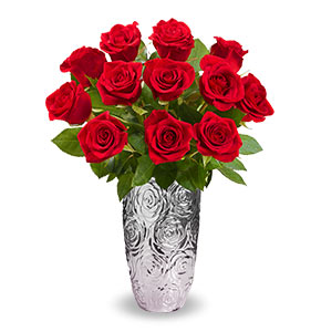One Dozen Red Roses Shop Now