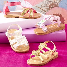 Tiny Treads: Infant & Toddler Sandals