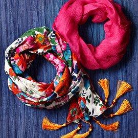 Twist & Tie: Spring Scarves