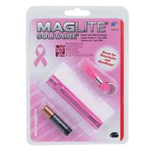 Adorama - Maglite AAA Solitaire Flashlight, Pink