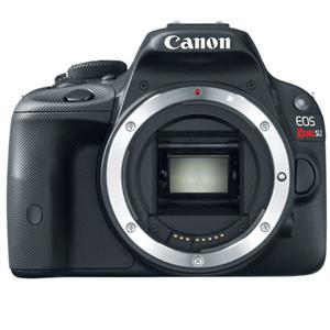 Adorama - Canon EOS Rebel SL1 Digital SLR Camera Body - Bundle - with 16GB SDHC Memory Card, Camera Bag