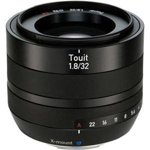 Adorama - Zeiss 32mm f/1.8 Touit Series for Fujifilm X Series Cameras