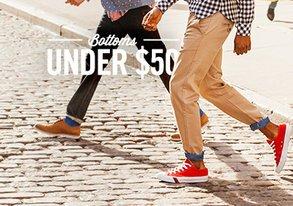 Shop Best Bottoms Under $50
