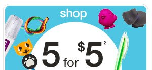 5 for $5_2