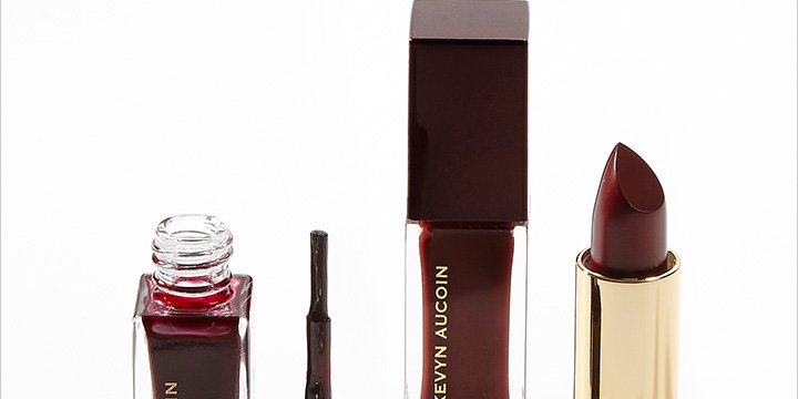 Exclusively at Barneys New York: Bloodroses by Kevyn Aucoin.