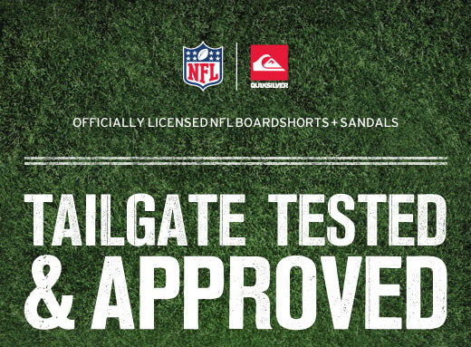 Tailgate tested & approved