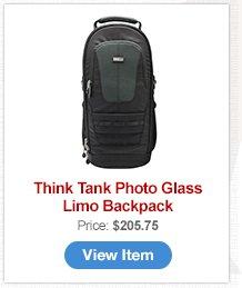 Think Tank Photo Glass