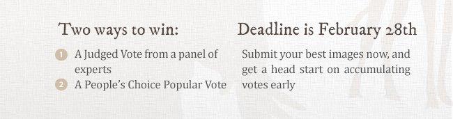 Deadline Feb 28th