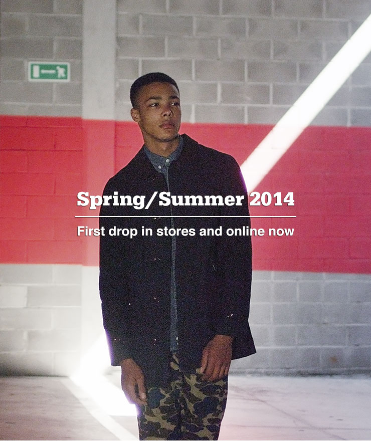 Spring/Summer 2014 - First drop