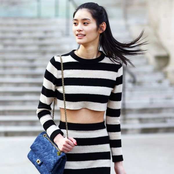 The Sweater Silhouette We're Loving