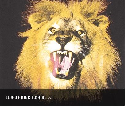 Jungle King T-shirt