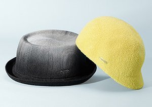 Winter to Spring: Hats feat. Kangol