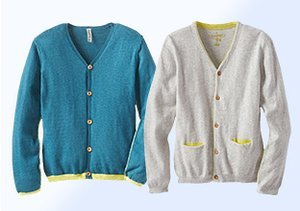 Just Like Dad: Sweaters & Cardigans