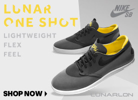 Lunar One Shot by Nike SB