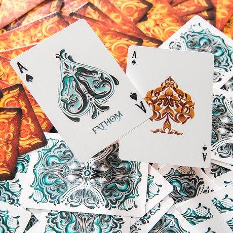 2-Deck Set // Ignite + Fathom Playing Cards