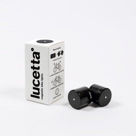 Lucetta Bike Light 2-Pack // Black