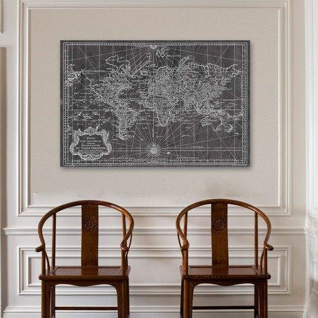 World Map 1778