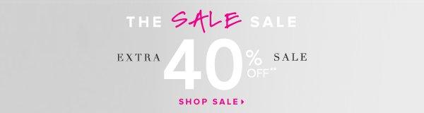 Shop Sale: