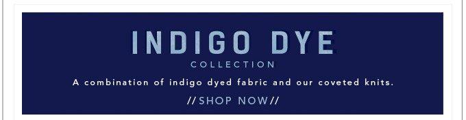Indigo Dye Collection - Shop Now