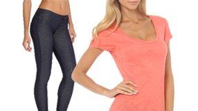 Style Essentials: Tees &  Leggings