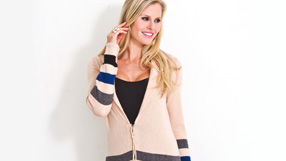 Spring Cashmere Blend Sweaters