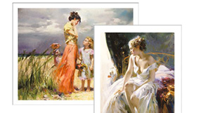 The Art of Love: Limited Edition Art by Pino Daeni