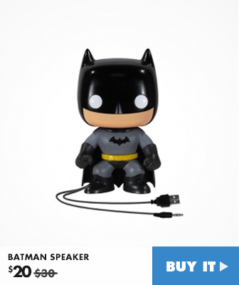 BATMAN SPEAKER