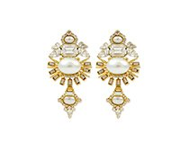 ELIZABETH COLE - Henning Earrings