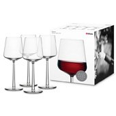 Essence Red Wine Glass Set of 4