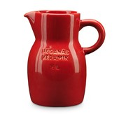 Höganäs Pitcher, Red Glazed