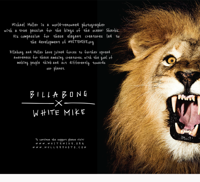 Billabong X White Mike New Collection