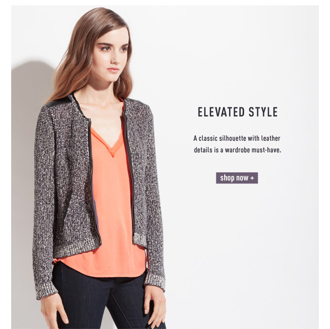 Elevated Style - Shop Now
