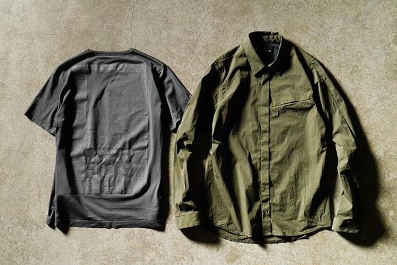 Stone Island Shadow Project S/S 1st Delivery