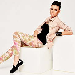 Glamour, Spring 2014 Collection