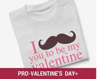 Vote Pro-Valentine's Day!