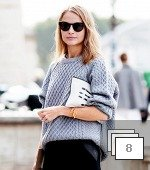 8 Inspiring Ways To Reinvent A Gray Sweater