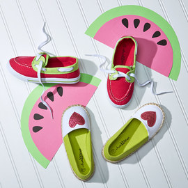 Spring Steppers: Girls' Flats