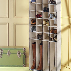 Smart Solutions: Shoe Organization