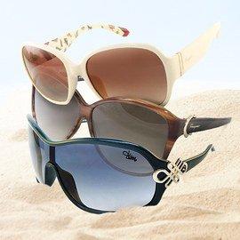 Shade the Eyes: Sunglasses