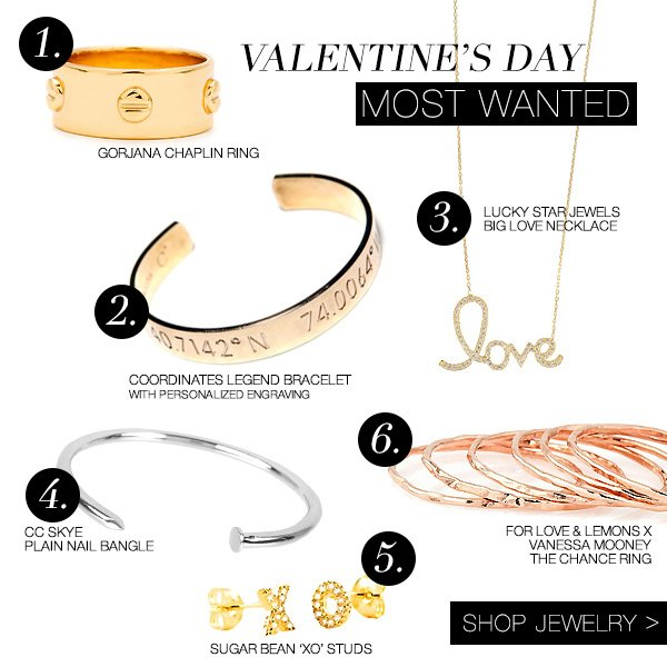 Shop Valentine's Day jewelry at Boutique To You.