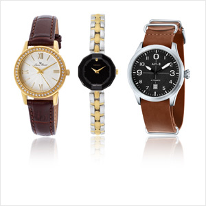 100 Vintage-Inspired Watches for Her & Him