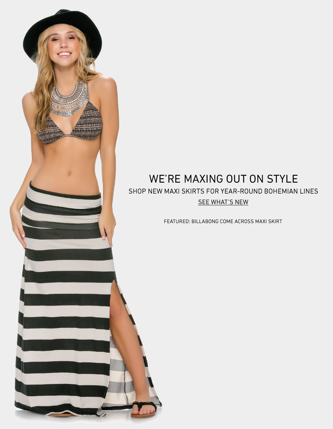 Max Out On Style: Shop New Skirts